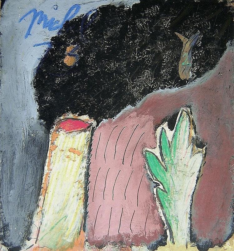 Michel Haddad (French - Israeli, 1943-1979)