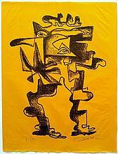 Ossip Zadkine (French, born Belarus, 1890-1967)