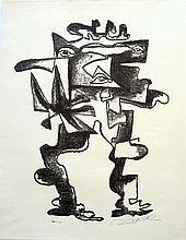 Ossip Zadkine (French, 1890-1977)