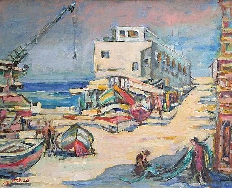 Shlomo Adam(Israeli, 1915-1989)