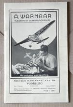 antique model airplane catalog