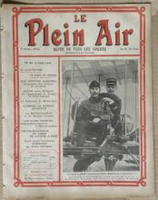 rare antique sports themed periodical in French