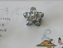 estate jewelry: pin brooch