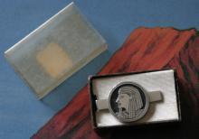vintage tie clip by Swank
