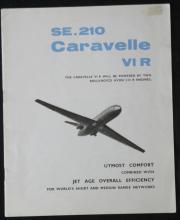 vintage airplane ephemera catalog