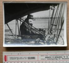 rare original ca. 1911 antique aviation photograph