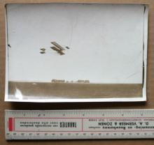 rare original ca. 1912 antique aviation photograph