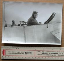 rare original c. 1912 antique aviation photograph