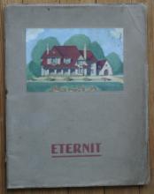ca. 1930 catalog of asbestos building products