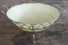 vintage Mid Century Modern or 70's bowl