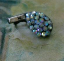 vintage estate jewelry: pin brooch
