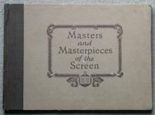 rare movie Hollywood Masters and Masterpieces of the Screen book