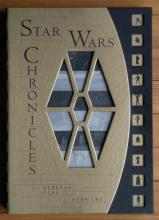 vintage Star Wars Chronicles book in sleeve