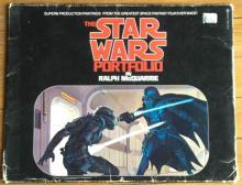 vintage The Star Wars Portfolio, by Ralph McQuarrie