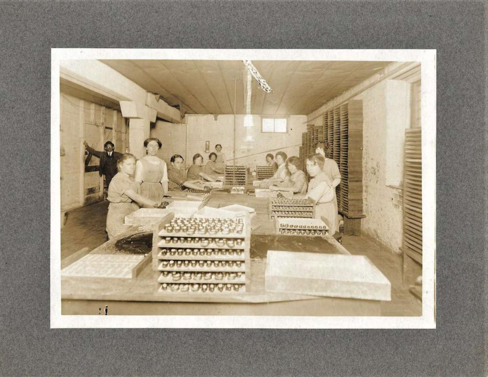 antique cabinet photograph occupational
