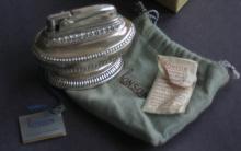 large vintage Ronson table lighter