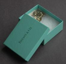vintage estate jewelry: Tiffany and Co bracelet