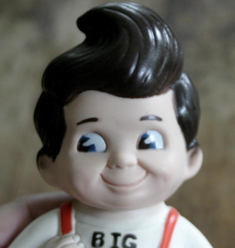 Southeast Big Boys Toys : Vintage bob s big boy coin bank