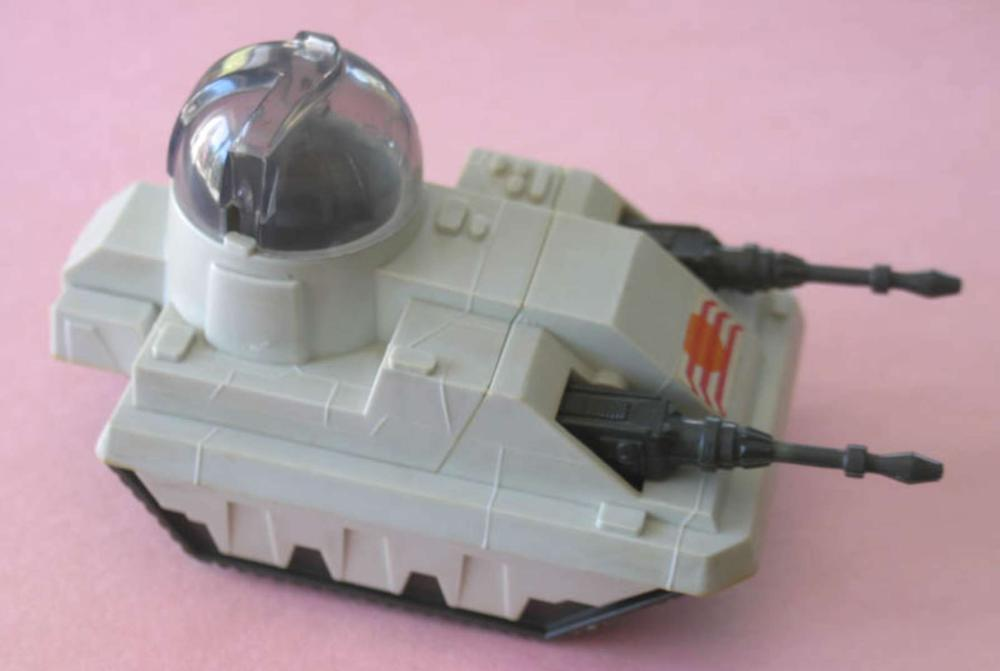 vintage Star Wars plastic toy