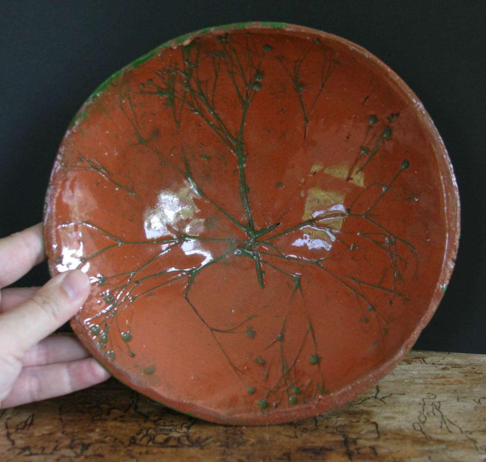 Mid Century Modern pottery or clay dish