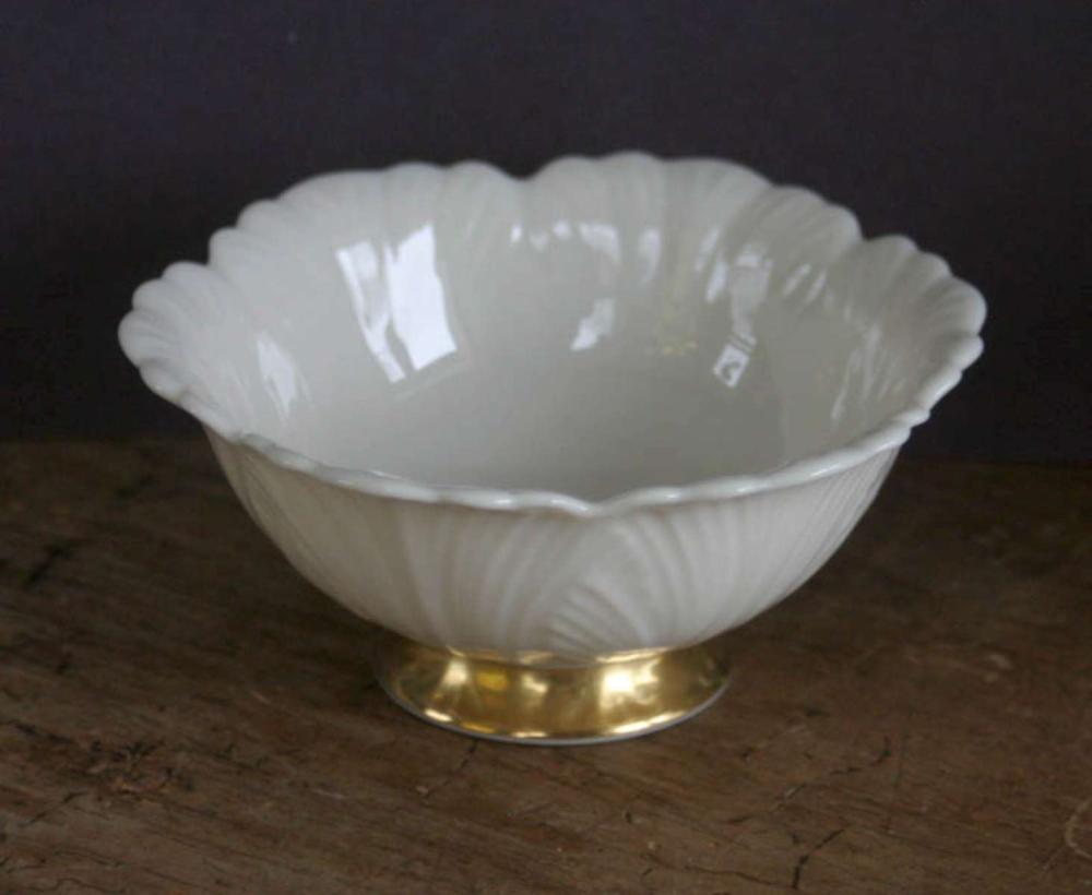 vintage Lenox porcelain bowl