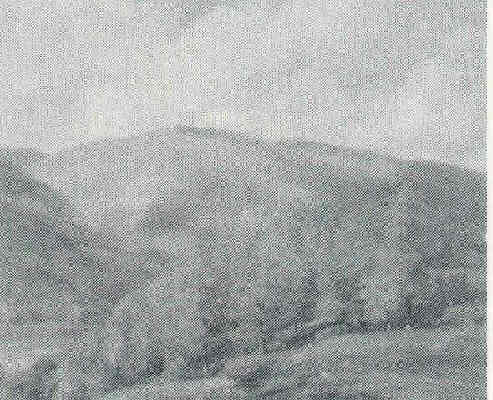 EDWIN BURRAGE CHILD (1868-1937) Vermont Hills, 1921, o/c, 25 x 30, s, d, B1
