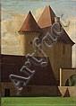 Colin Colahan (1897-1987). 'Le Manoir,, Colin Colahan, Click for value