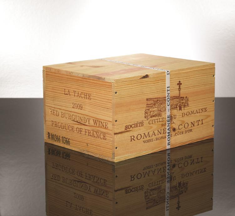 La Tache Domaine de la Romanee Conti 2009