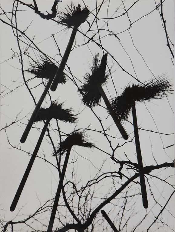 Ante Brkan (1918. – 2004.): Demonic Brooms