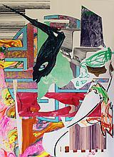 Frank Stella, The Quarter-Deck (P.P.1), Lithography