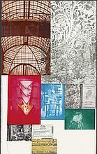 Robert Rauschenberg, Soviet / American Array ll, Intaglio Etching