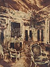 James Drake, Salon of a Thousand Souls, Lithograph