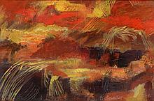 Emmy Bridgwater (1906-1999) 'Expressionistische voorstelling'