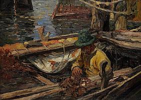 Herman van der Haar (1867-1938), 'De