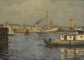 Dirk Johannes van Haaren (1878-1953), 'De