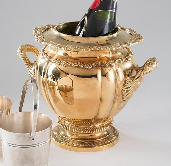 Sekt- oder Champagnerkühler,