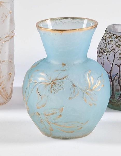 Kleine Vase Daum Nacy