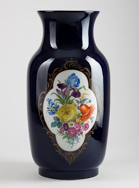 Große Meissen Vase