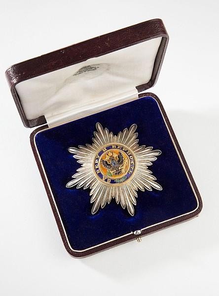 Kaiserl. Russischer St. Andreas-Orden,
