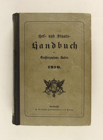 Großherzogtum Baden,