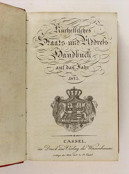Kurfürstenthum Hessen-Cassel,