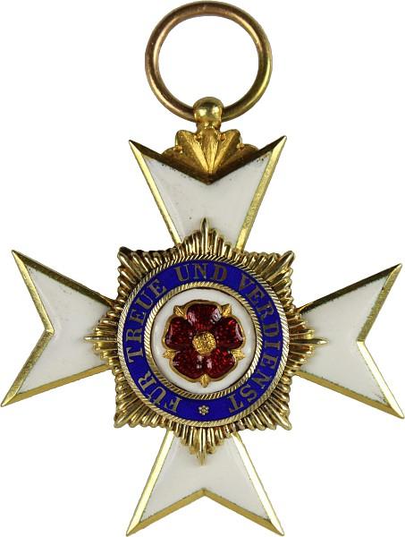 Orden des Ehrenkreuzes,