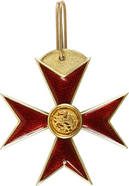 Großherzoglich Mecklenburgischer Greifen-Orden,