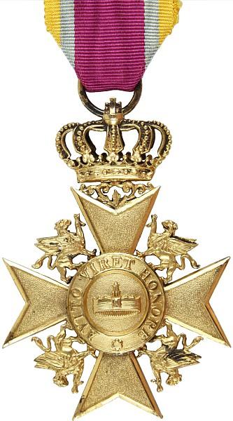 Großherzoglich Mecklenburgischer Hausorden der Wendischen Krone,