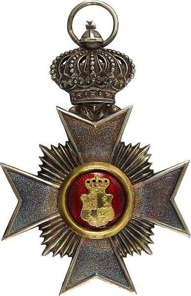 Fürstlich Reussisches Ehrenkreuz,
