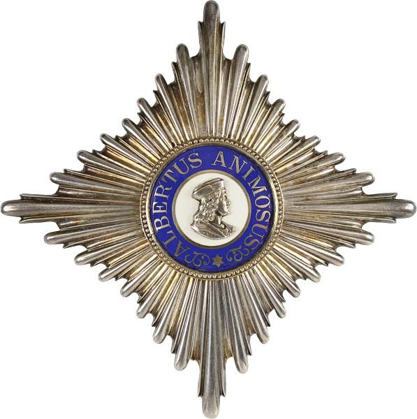 Königl. Sächsischer Albrechts-Orden,
