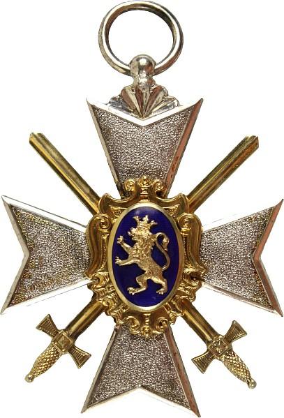 Fürstlich Schwarzburgisches Ehrenkreuz,