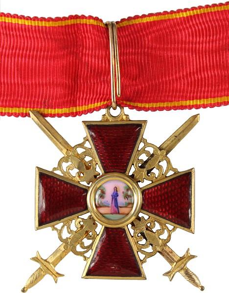 St. Anna - Orden,