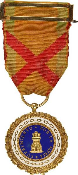 Medaille für Kriegsgefangene,