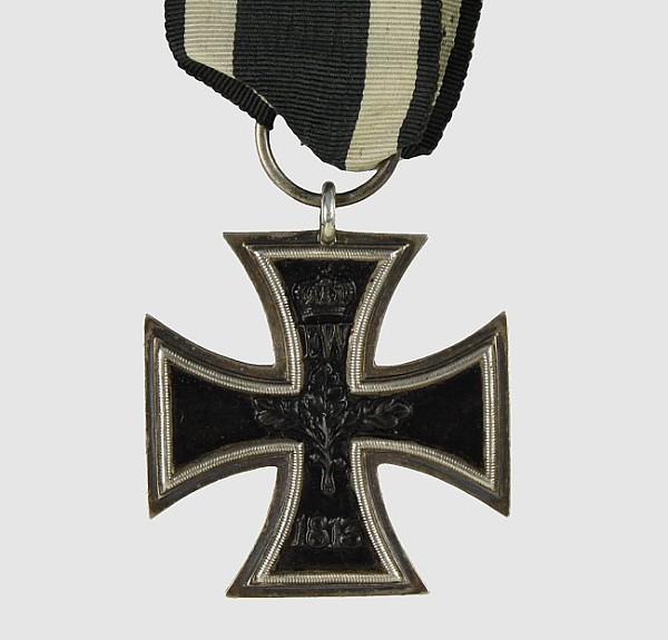 Eisernes Kreuz 1813,
